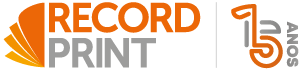 Logo Record Print